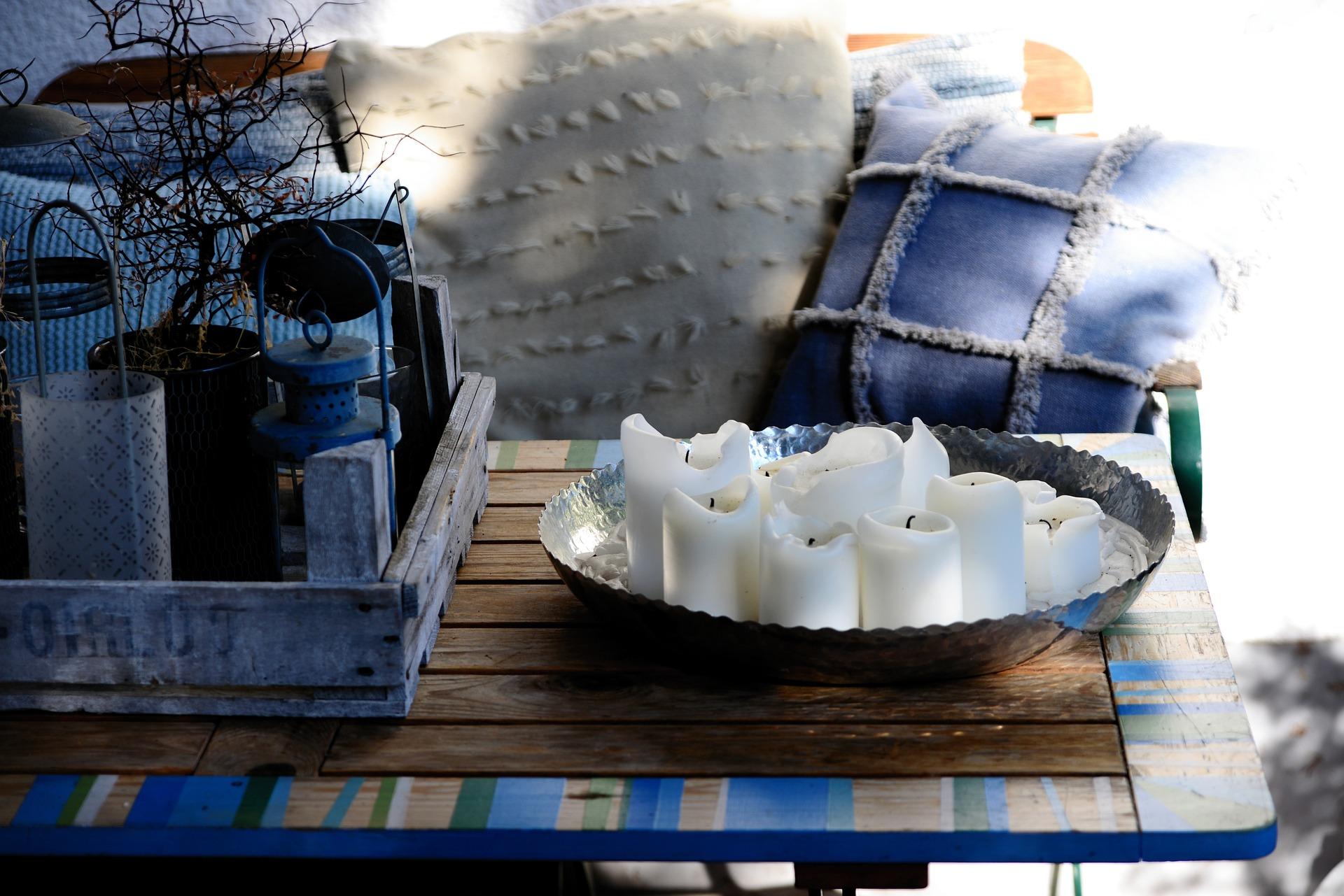 Ideas fáciles para renovar y decorar tu terraza.